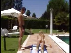 Fuck in Pool with Selen