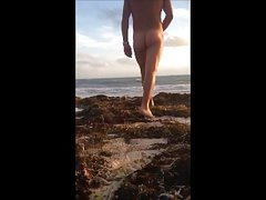 NAKED BEACH PLAY