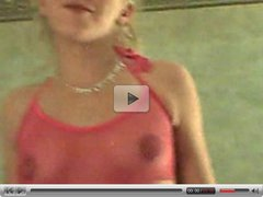 Here she is again the hot blonde from my videos