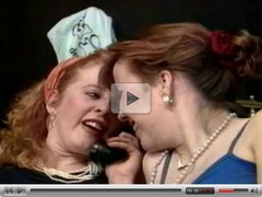 Vintage Two Girl Shaving and Three Way