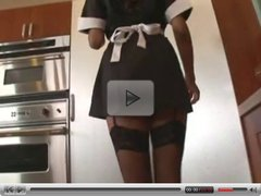 Keisha Kane - Maid for pleasure