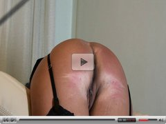 lascivious ass-teasing ( with whip)