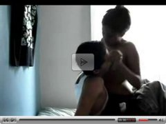 Hot mexican couple first time sex tape
