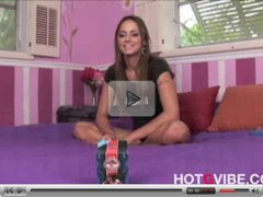 Squirting Rayna Lee Vibrator Dildo 1