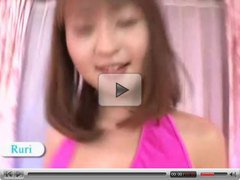 Japanese Girl riding Dildo 09