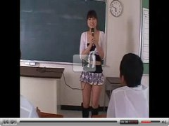 Japanese teacher goes DP