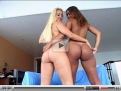 Lorena Aquino and Natasha Lima 2 Hot Brazilian girls