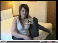 British Lass in hotel