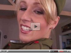 army chick ass fucked