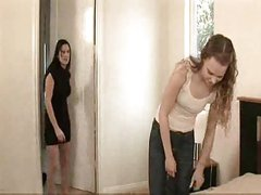 Young Girl Seduced By Mature Lesbian - Elexis Anna