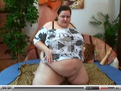 Huge BBW with enormous ass part 1
