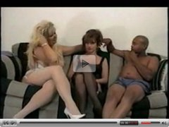 Interracial Sex Party Part 1