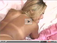 Blond huge cock anal