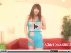 Japanese Girl riding Dildo 11