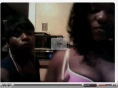 Omegle 2 Black Hoe BOOBS