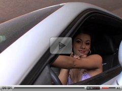 Vanessa Leon stiff rod ride