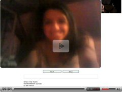 Chatroulette #36 Horny fuck toy in the pussy and ass
