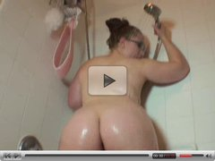 Amiga do facebook no Banho- Facebook friend  in the bath