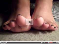 FF24 Sexy plump feet - part 15