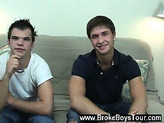 Hot gay scene I wanted Holden to get Logan as hard as possible from a