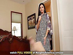 Housewife India Summer fucking on Naughty America