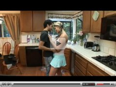 Bailey Sexes Alex Sanders In The Kitchen