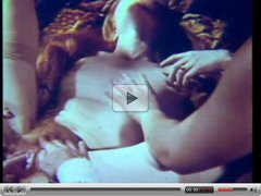 Vintage: Classic 70s Threesome