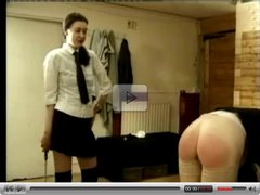 Stockings caning