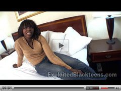1st Time Black Amateur Teen Porn Tryout