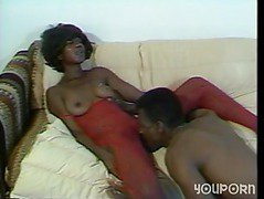 Ebony knows how to handle a BBC
