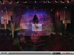 Angelique - Amsterdam Nights Striptease