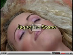 Jaqueline Stone Gets Fingered And A Facial In The Garden