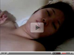 blow job from this hot korean