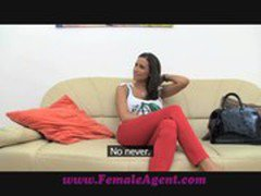FemaleAgent It039s all about the tits - X Tube Vids