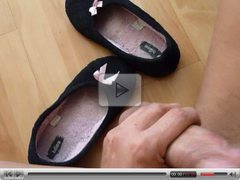 stinky feet slipper