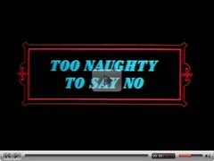 Too Naughty To Say No... (Vintage Movie) F70