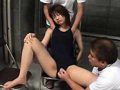 Hardcore chinese sex in prison
