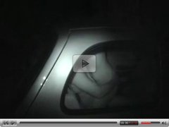 Voyeur films a couple inside car -- Hidden Cam Sex
