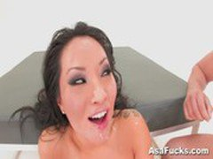 Asa Akira039s Double Anal and Double Penetration
