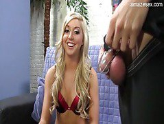 He likes to watch his GF with a BBC