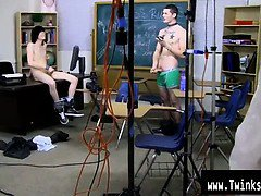 Amazing gay scene This is a behind the scenes tweak from Nate Kennedy