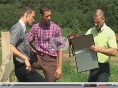 Dicklovers - orgy 4 farmer in