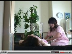 AV spa massage part 2