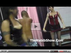 Exxxotica Chicago Series P3 Marine beatdown by hoes