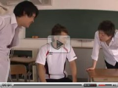 Yui Hatano Japanese Teacher 3 of 3 -=fd1965=-