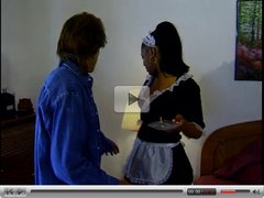Adina Jewel - Maid for pleasure