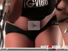 Lisa Ann Plays With Hot G vibe