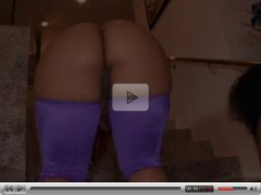 Pinky & Mystere - Apple Bottom Azz 2