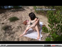 sex teen nude outdoor