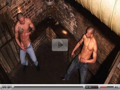 Black Guys Fucking in a Dungeon 1